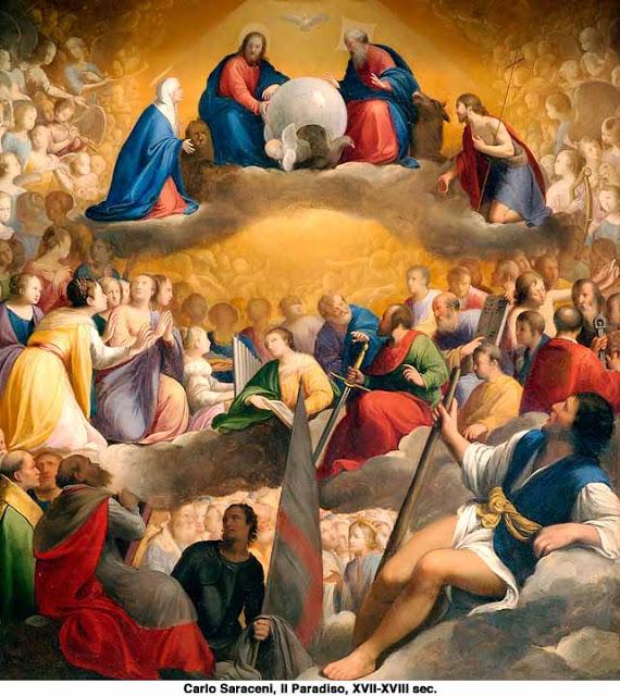 Resultado de imagem para Os Santos dormem após a morte