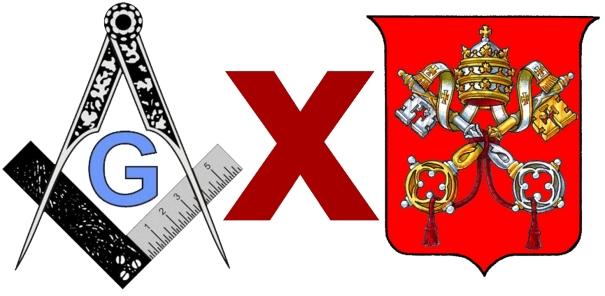 Resultado de imagem para a maçonaria e a igreja
