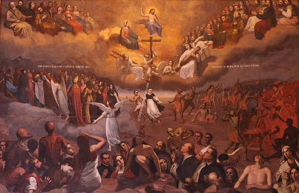 Resultado de imagem para purgatorio e biblia