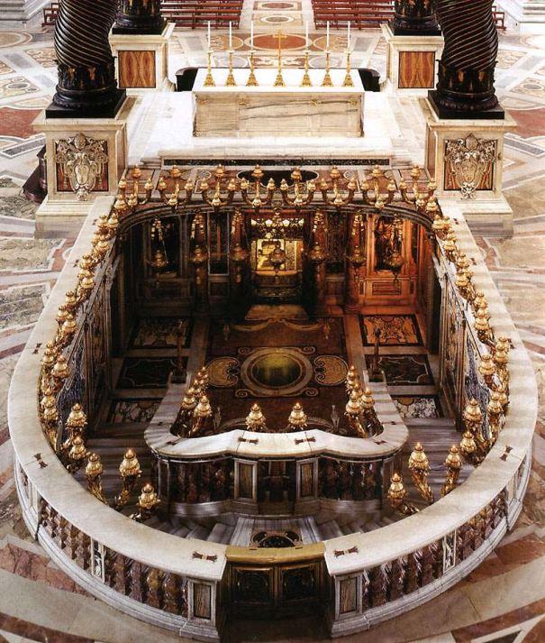 Resultado de imagem para Pedro morou em Roma e foi enterrado em Roma