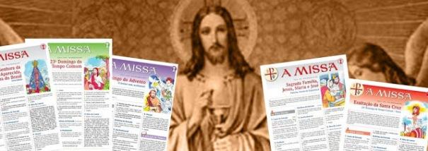 Resultado de imagem para O uso do folheto litúrgico